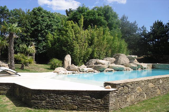 Generaliste Habitat Piscines Piscines Et Spa A Juigne Sur Loire En Maine Et Loire 49 Piscine M. Alla