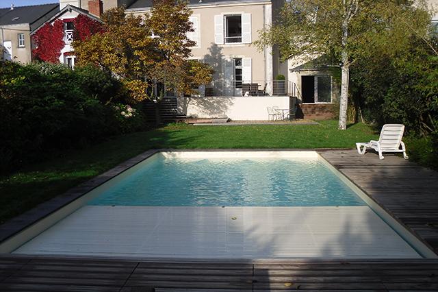 Generaliste Habitat Piscines Piscines Et Spa A Juigne Sur Loire En Maine Et Loire 49 Piscine M. Chauvire 2