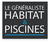 Generaliste habitat piscines Logo